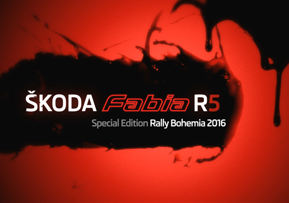 2016 - Client: Škoda auto a.s., Mladá Boleslav / Image video of Škoda Fabia rally special edition - Edit, animation, CG